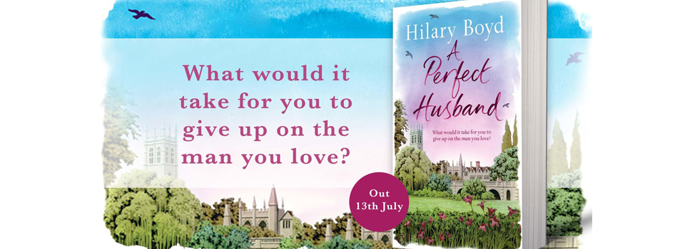 A Perfect Husband by Hilary Boyd